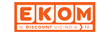 Ekom - http://www.ekomdiscount.it/