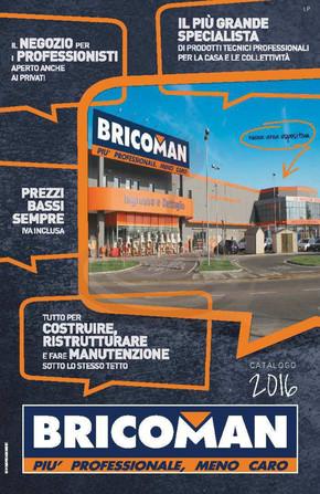 Volantino bricoman offerte e promozioni for Bricoman elmas volantino