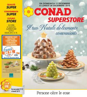 Volantino conad superstore offerte e promozioni for Iper super conveniente catania