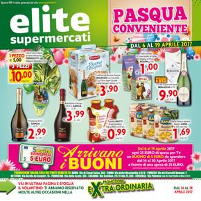 Volantino elite offerte e promozioni for Iper super conveniente catania