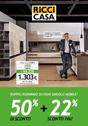 Catalogo ricci casa offerte e promozioni - Catalogo ricci casa ...