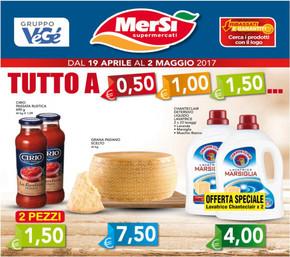 Volantino mers offerte e promozioni for Volantino offerte despar messina