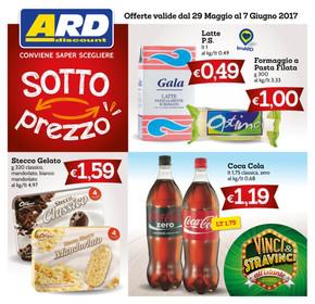 Volantino ard discount offerte e promozioni for Volantino ard messina