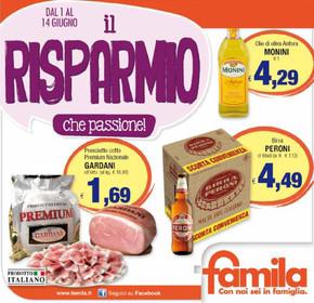 Volantino Famila A Orzinuovi Promozioni24