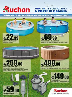 Volantino auchan offerte e promozioni for Auchan arredamento