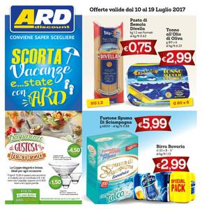 Volantino ard discount offerte e promozioni for Volantino ard discount milazzo
