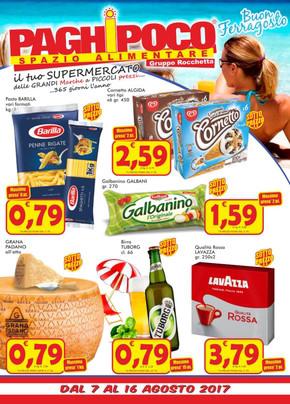 Volantino paghipoco offerte e promozioni for Volantino super conveniente catania misterbianco