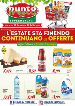 Volantino punto fresco supermercati offerte e promozioni for Punto casa volantino