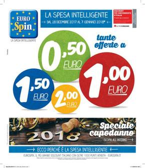Euro spin offerte