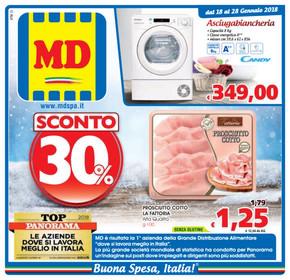volantino MD a Magenta: offerte e orari