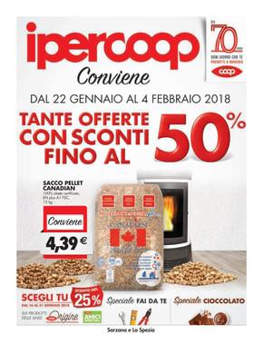 Ipercoop La Spezia Via Fontevivo, 17 La Spezia