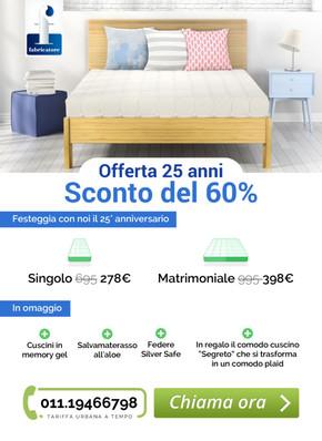 Materassi Fabricatore a Napoli - offerte, sconti e negozi