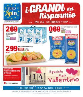 Volantino Eurospin a Lecce: offerte e orari