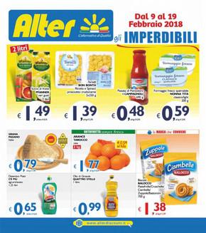 volantino Alter Discount a Lecce: offerte e orari