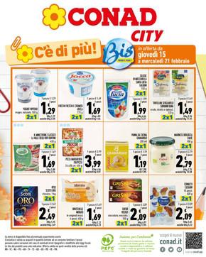 Conad city a udine offerte e promozioni for Iper udine volantino