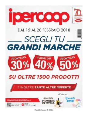Emejing Volantino Ipercoop La Spezia Le Terrazze Photos - Idee ...