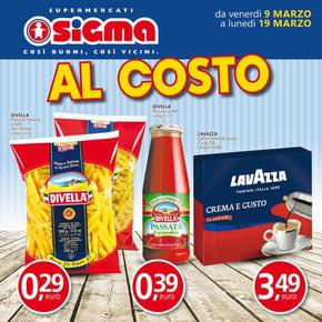 Volantino Sigma a Messina: offerte e orari