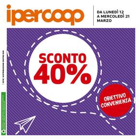 Volantino IperCoop a Napoli: offerte e orari