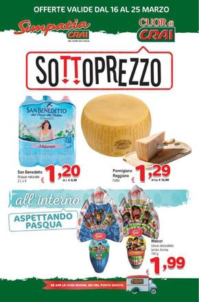 Volantino Crai a Napoli: offerte e supermercati