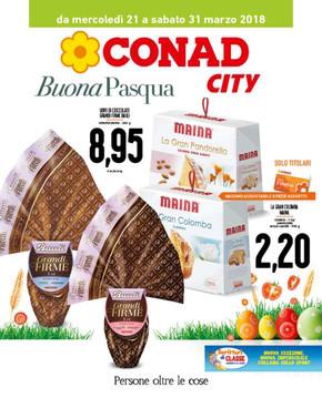 Volantino Conad City a Napoli: offerte e supermercati