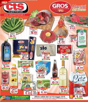 cts supermercati a albano laziale