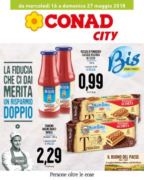 Supermercati a Napoli - Volantini e offerte