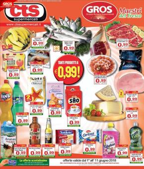 cts supermercati a roma