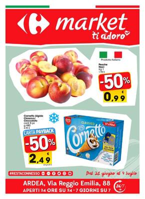 Supermercati a Roma - Volantini e offerte