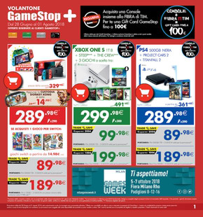 Offerte Game Stop