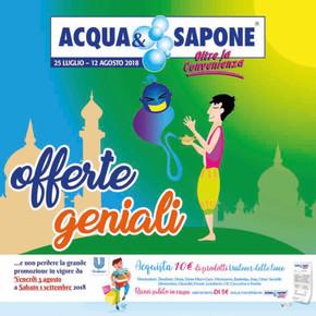 Offerte Acqua U0026 Sapone