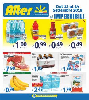 volantino Alter Discount a Foggia: offerte e orari