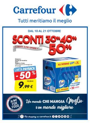 Offerte Carrefour Udine