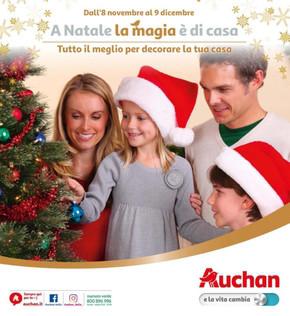 Auchan Albero Di Natale Santantonioposta
