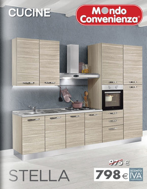Volantino e offerte mondo convenienza scopri il catalogo e i prezzi - Offerte cucine mondo convenienza ...