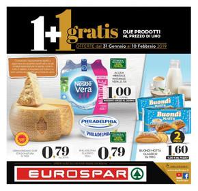 Eurospar Bisceglie Volantino Orari Di Apertura E Indirizzi