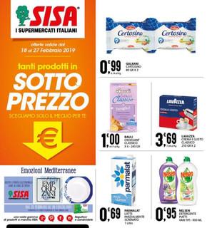 Sisa Casarano  Volantino 428c62ed3d85