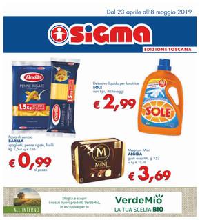 Supermercati a Lucca - Volantini e offerte