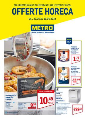 Metro Rimini: Volantino, Orari di apertura e Indirizzi