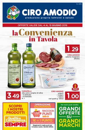 c40c67b8bb Supermercati a Napoli - Volantini e offerte