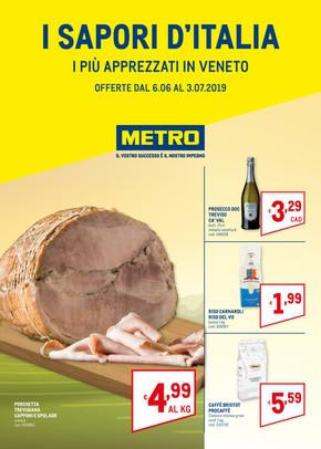 Metro Verona: Volantino, Orari di apertura e Indirizzi