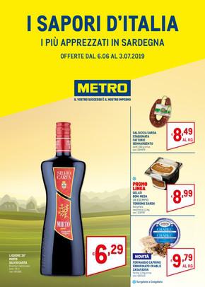 Metro Sassari: Volantino, Orari di apertura e Indirizzi