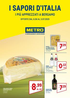 Metro Bergamo: Volantino, Orari di apertura e Indirizzi