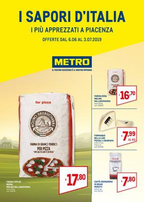 Metro Piacenza: Volantino, Orari di apertura e Indirizzi