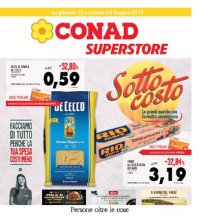 Supermercati a Latina - Volantini e offerte