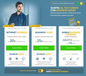 Fastweb a treviglio offerte e promozioni for Arredamento casa biz