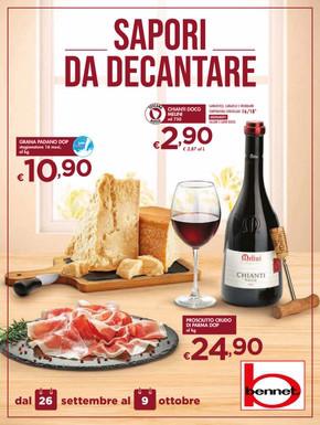 competitive price ee06f f9f95 Bennet Casale Monferrato: Volantino, Orari di apertura e ...