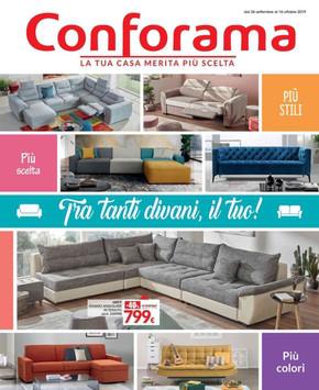 quality design 83415 6c22a Conforama Udine: Volantino, Orari di apertura e Indirizzi