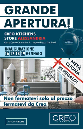 Offerte Creo Kitchen