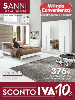 Mondo Convenienza Catania: Volantino, Orari di apertura e ...