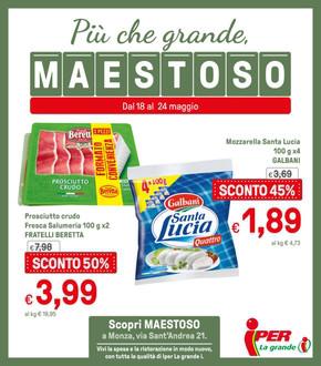Supermercati a Milano Volantini e offerte